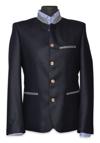Bavarian Jacket Navy