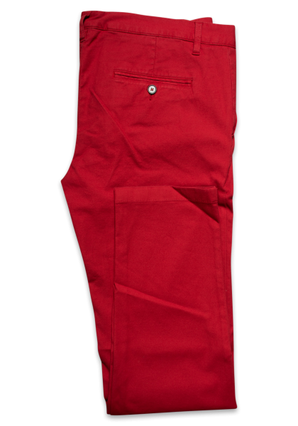 Korsika Chino Red Vegan