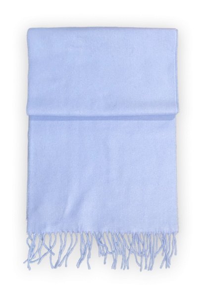 Matera Schal hellblau