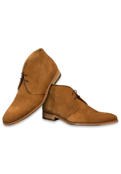 Lexington Street Schuhe Cognac