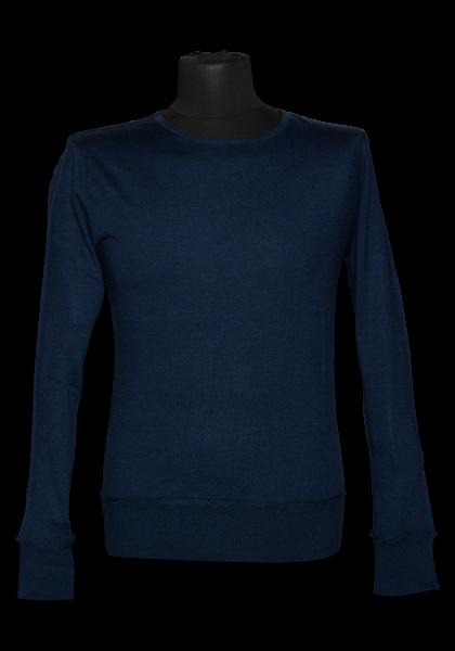 Lofoten O-Neck Blau