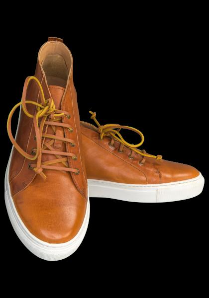 Riverside Sneaker Cognac