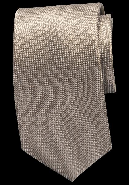 Capua Krawatte Hellbraun