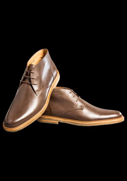 Savile Row Schuhe Dunkelbraun