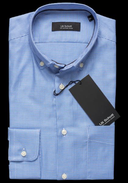 Vagos Hemd Blau