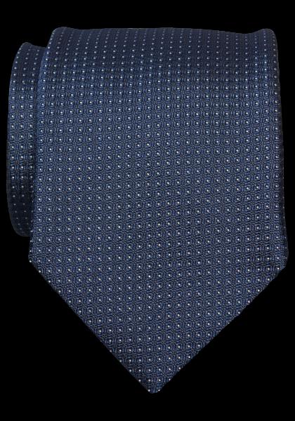 Gubbio Krawatte Navy