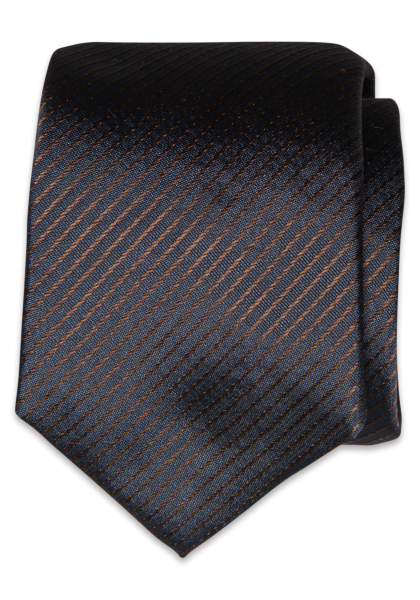 Noli Krawatte Blau/Braun