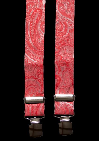 Sierra Hosenträger Rot