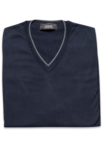 Flores Pullover Navy