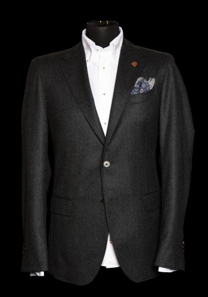 Antwerpen Anzug- Jacket Anthra
