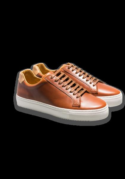 Hyde Street Sneaker Cognac
