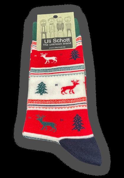 Christmas Socke - Oh Tannenbaum