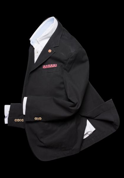Korsika Anzug-Sakko Anthra Vegan