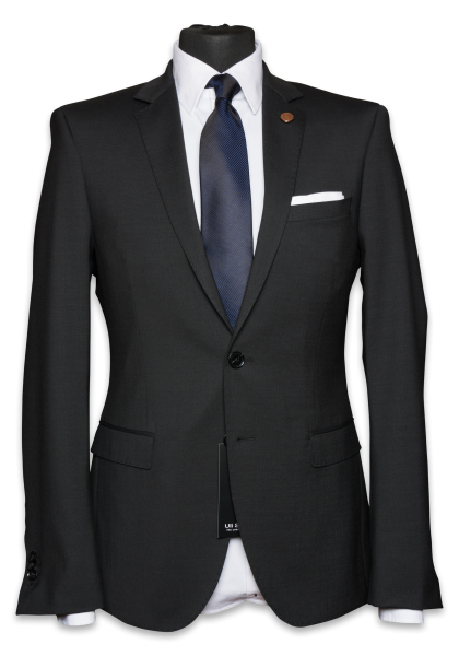 Amsterdam Anzug-Jacket Anthra