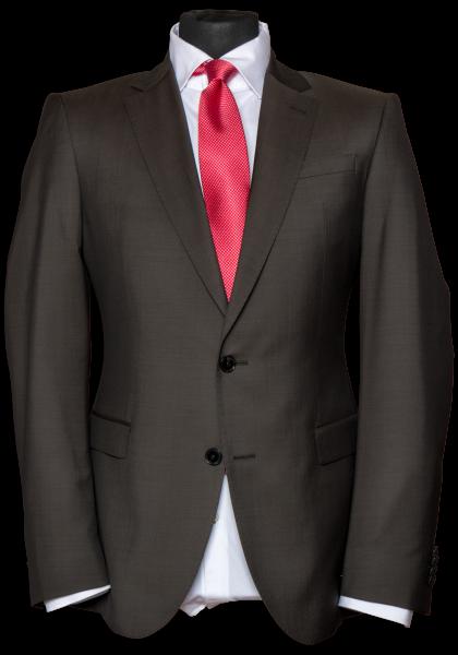 Mailand Anzug-Jacket Braun
