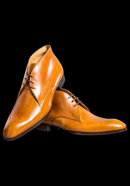 Wall Street Schuhe Hellbraun