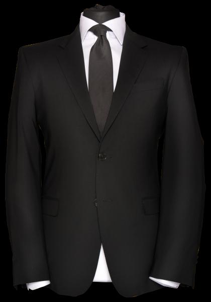 Chicago Anzug-Jacket Schwarz