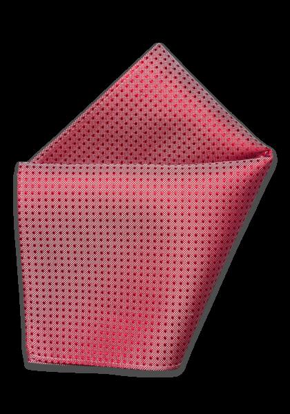 Corsara Einstecktuch Rot