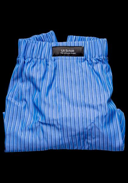 Boxer Blau