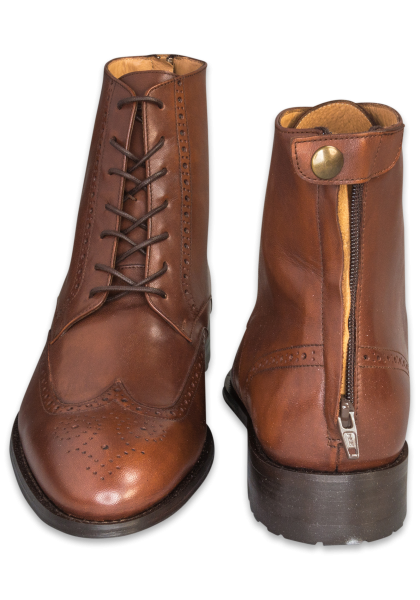 Madison Avenue Stiefel Braun