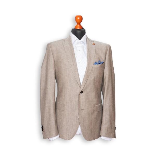 Munich Anzug-Jacket Beige