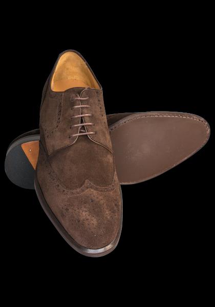 Baker Street Schuhe Dunkelbraun