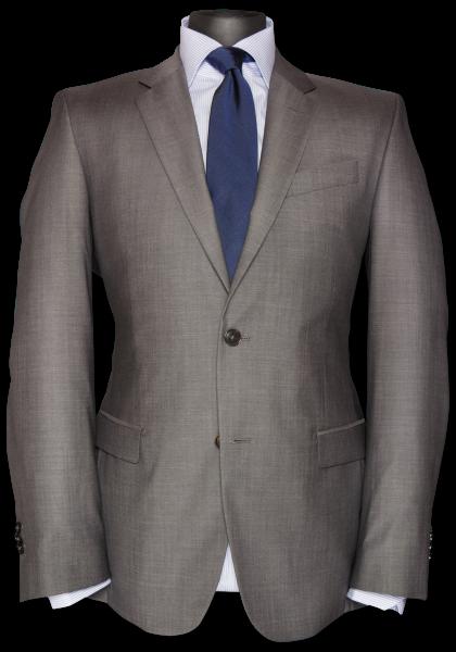 Seattle Anzug-Jacket Mittelgrau