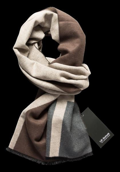 Chamonix Schal Flagge Braun/Grau
