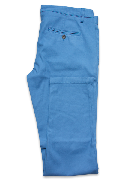 Korsika Chino Light blue Vegan