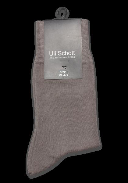 Senja Socken mid grey