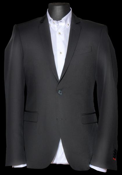 Soho Anzug-Jacket Schwarz Vegan