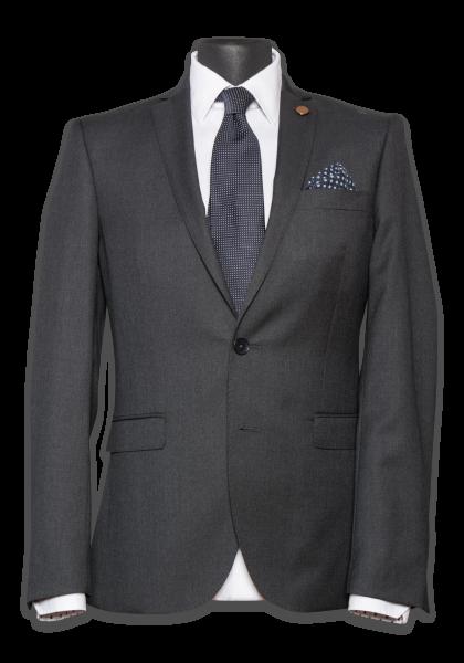Sheffield Anzug-Jacket Anthra