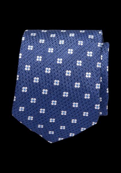 Marsala Krawatte Stratoblau