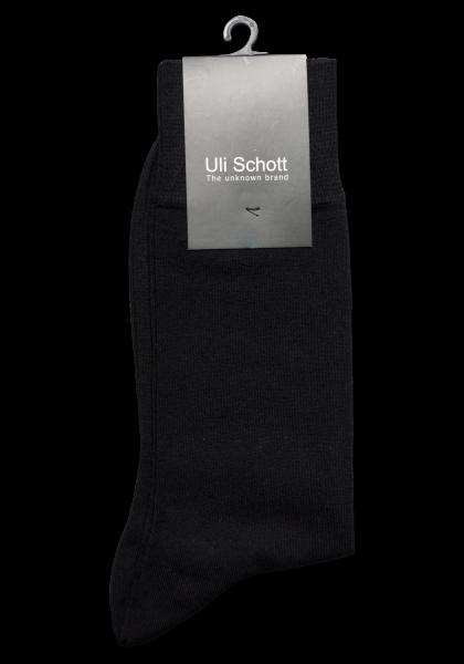 Senja Socken Schwarz