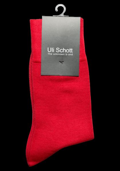Senja Socken Red