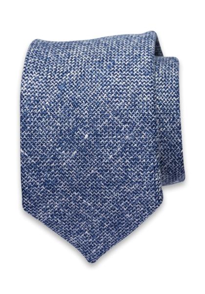 Troina Krawatte Navy