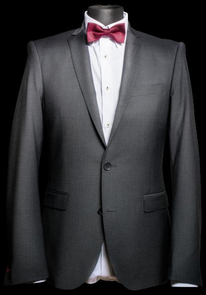 Marseille Anzug-Jacket Anthrazit