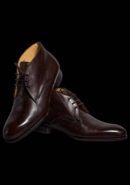 Wall Street Schuhe Dunkelbraun