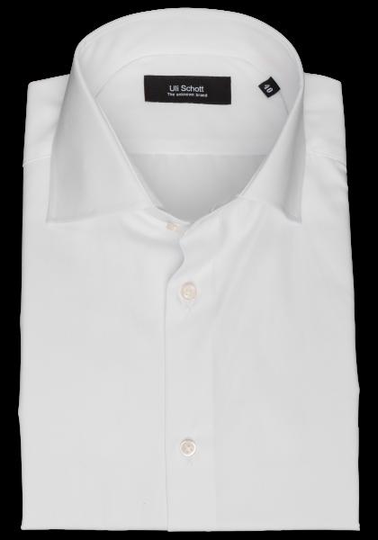 Lissabon Hemd Weiß