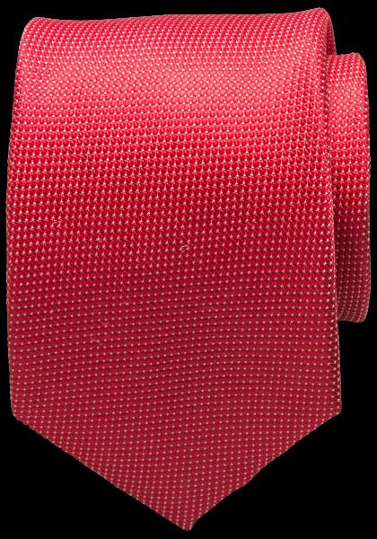 Capua Krawatte Rot